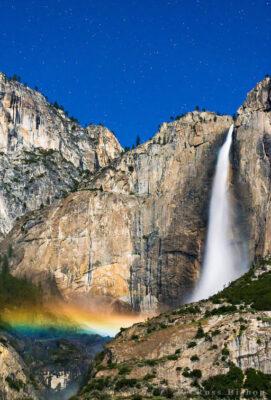 Yosemite Moonbows